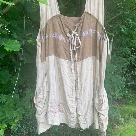 Magnolia Pearl Farm Love Layering Top Dress